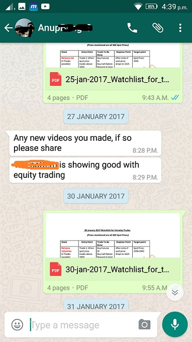 how to learn trading in share market in india