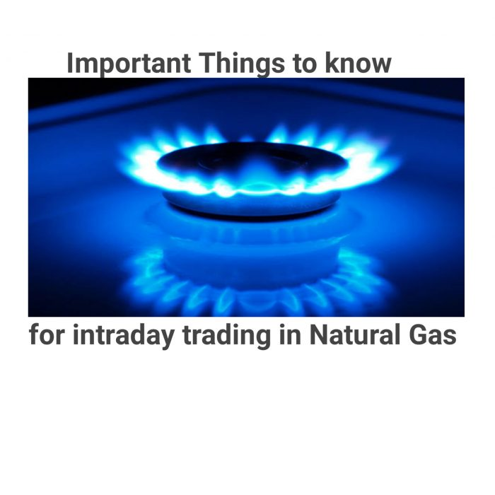 Natural Gas Commodity intraday trading strategy Tradvantage