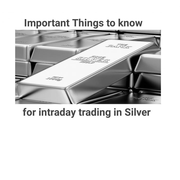 Silver Commodity intraday trading strategy Tradvantage