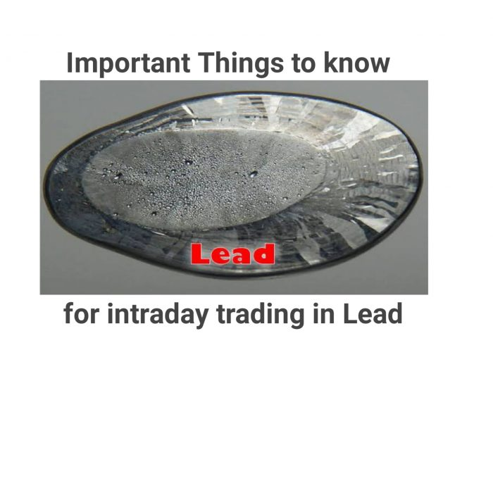 Lead Commodity intraday trading strategy Tradvantage